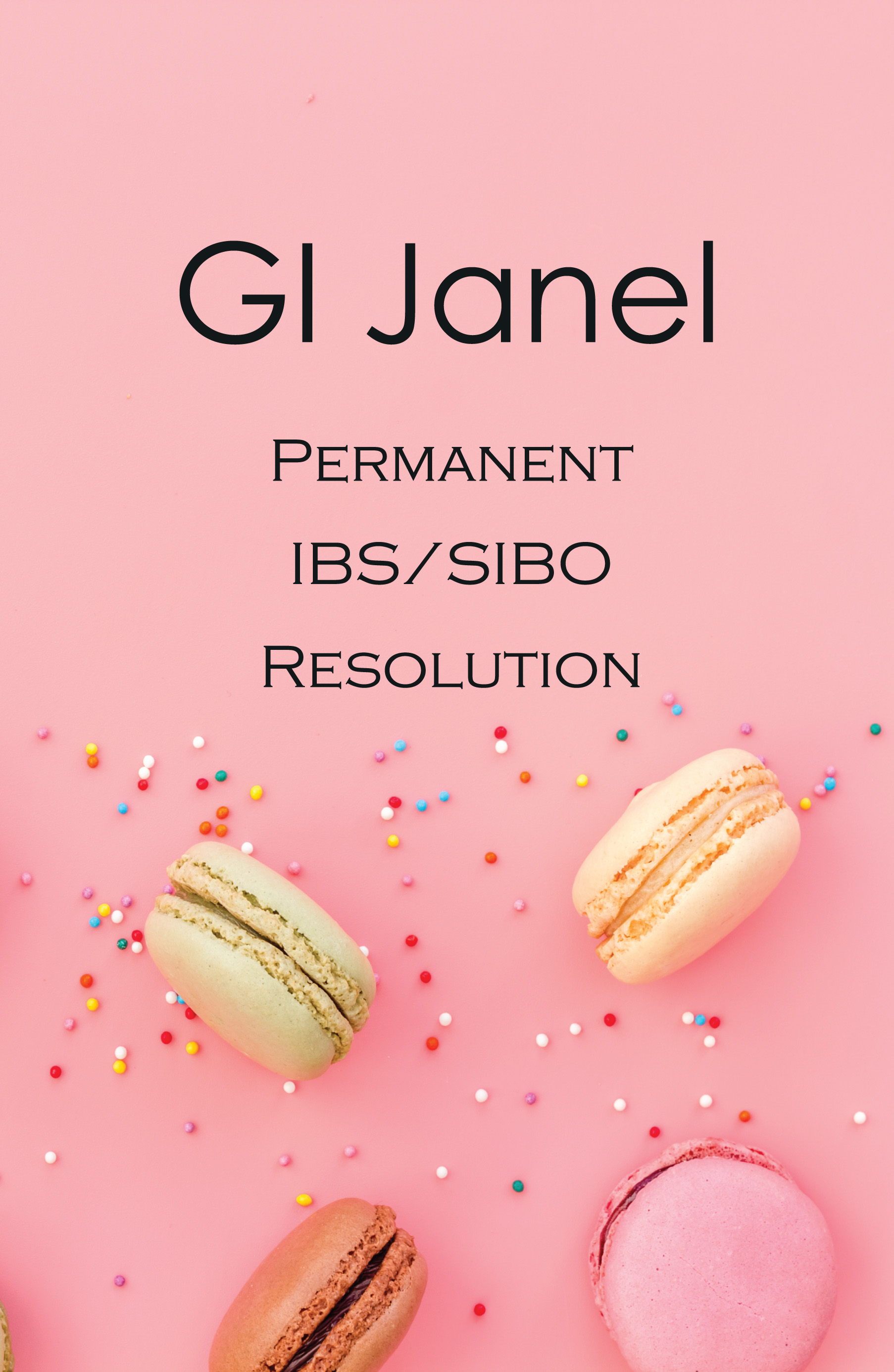 GI Janel Book Cover